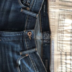 Dark Denim Lucky Brand Jeans